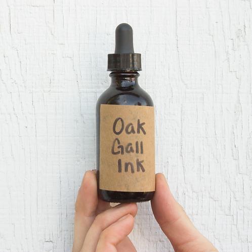 Oak Gall Ink