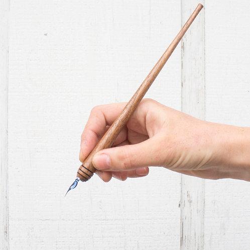 Handmade Walnut Dip Pen