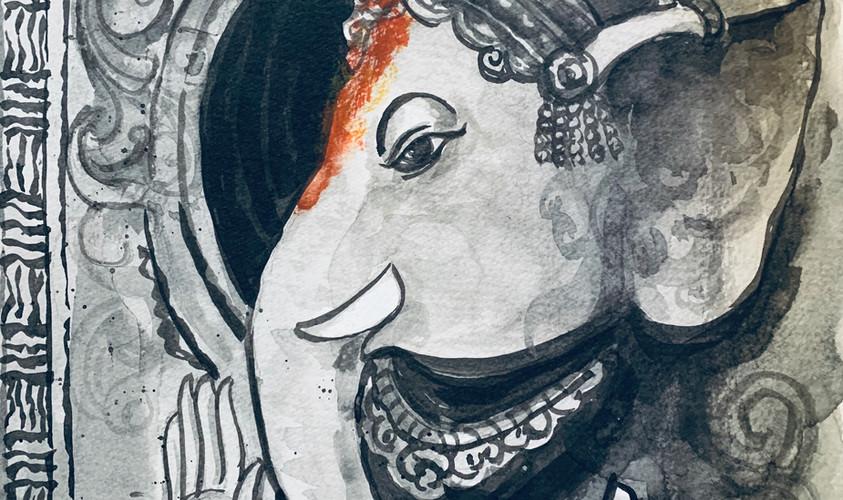 Shantii Ganesha