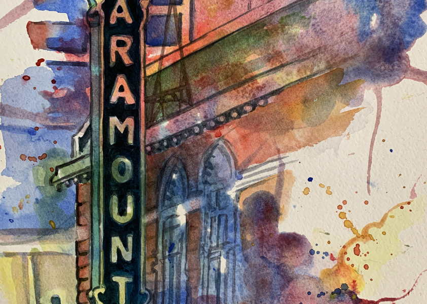Paramount Colors.