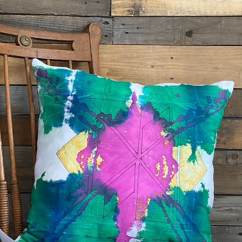 Batik Pocket Pillow