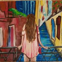 City Scape Art - Teen