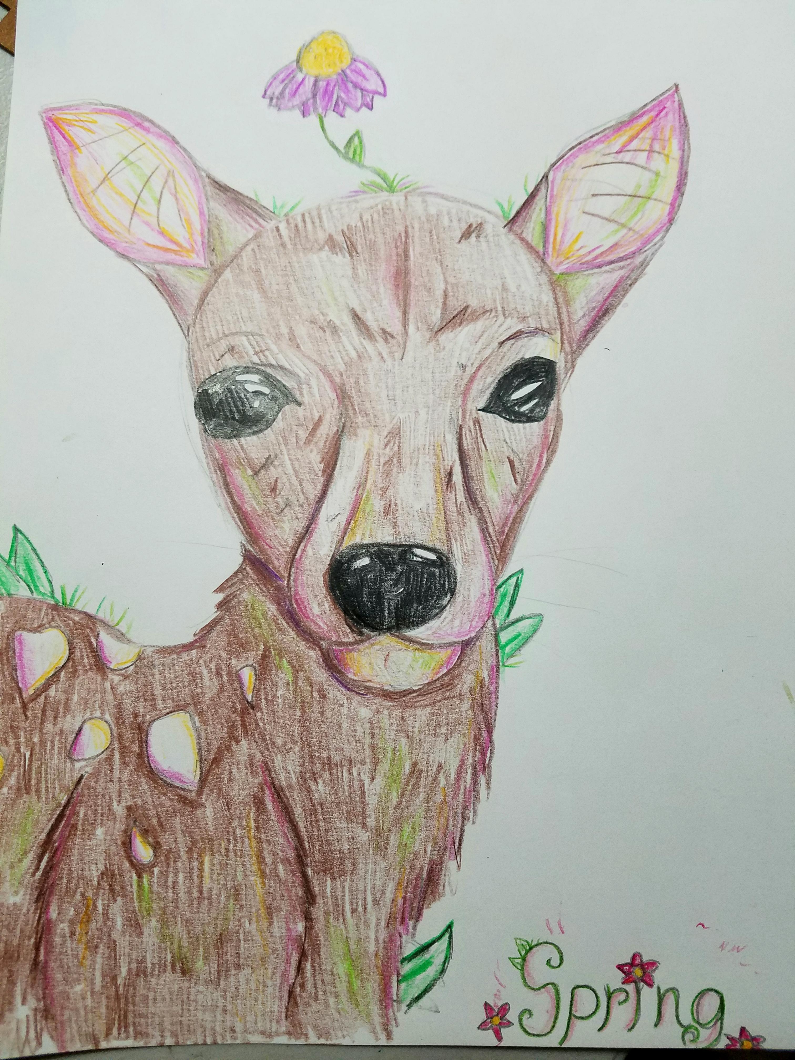 Drawing - Kid 10