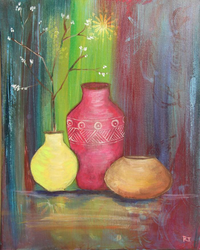 Vases Still Life