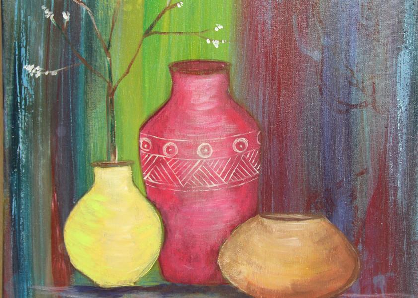 Vases Decorative Art