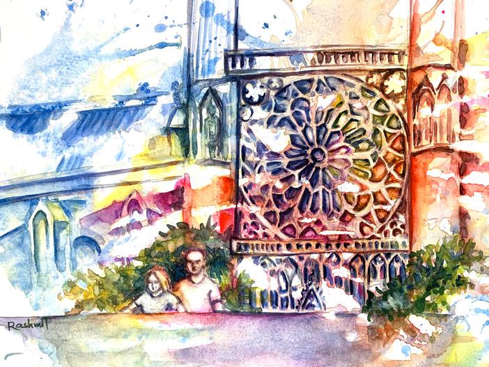 A Tribute To Notre-Dame De Paris11HX14W.jpg