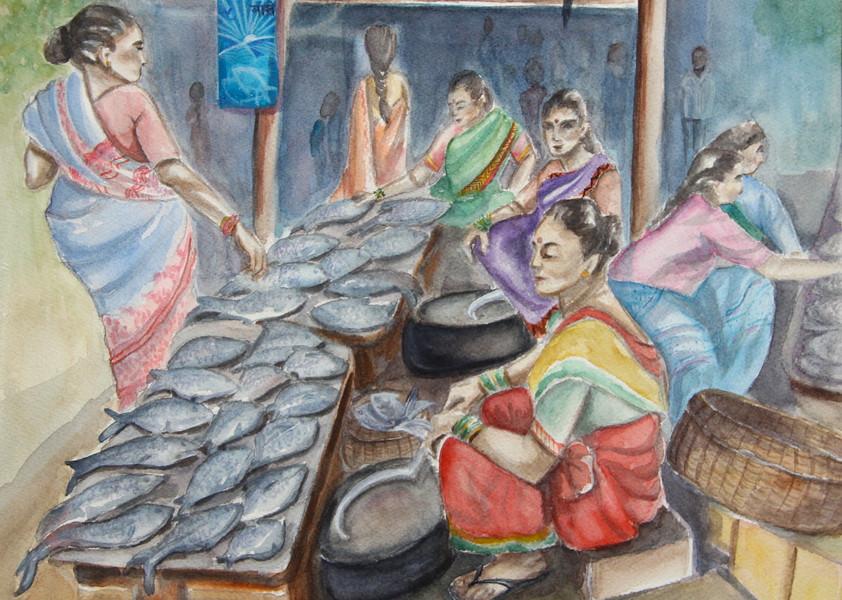 Fresh Catch Of The Day- Mumbai Series