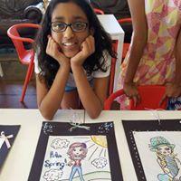 Fashion Illustration- Age 10