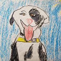 Puppy Portrait- Kid 9