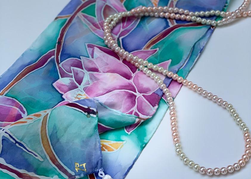 Lotus & Dragon Flies