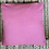 Thumbnail: Spring Pink with Charm Pillow Cover
