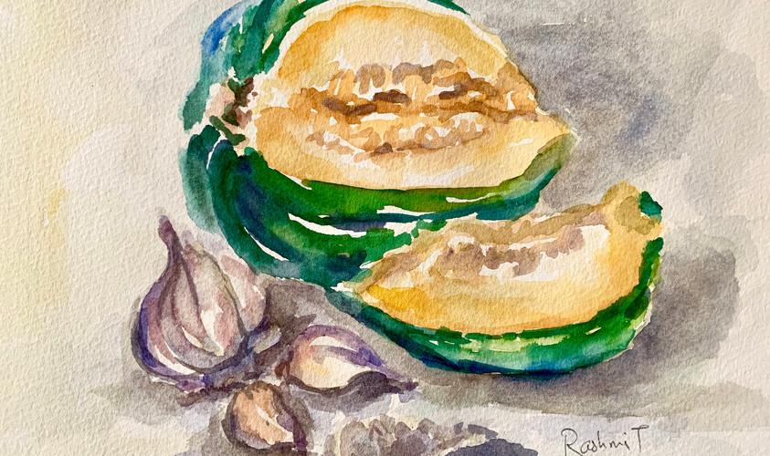 Squash & Garlic