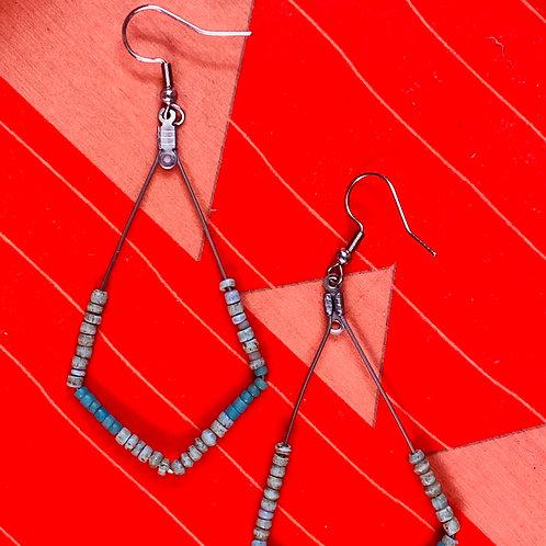 Southward Beaded Earrings