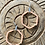 Thumbnail: Golden Eye Beaded Earrings