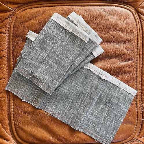 Upcycled Cloth Napkins
