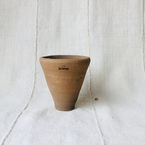 Be True Clay Mini Pot