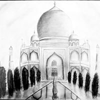 Taj Mahal - Age 12