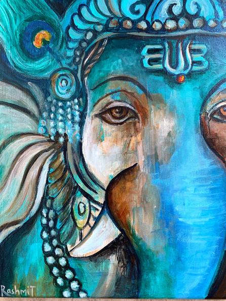 Shyam Ganesha