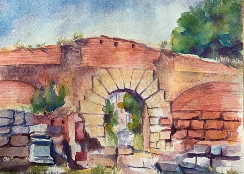 The Ruins Saga