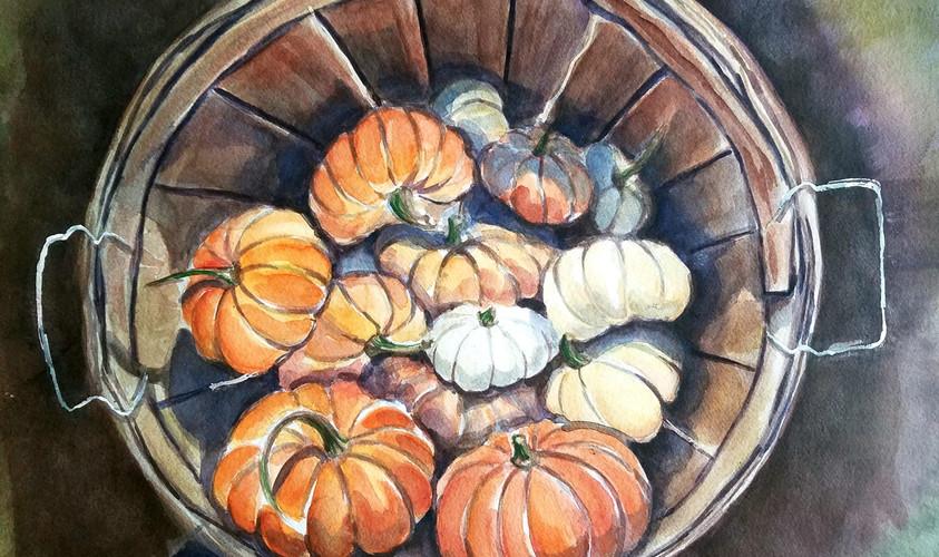 Almost Fall -Pumpkins