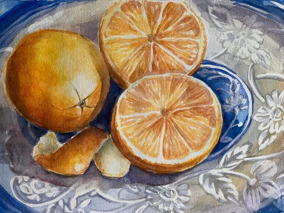 Juicy Oranges