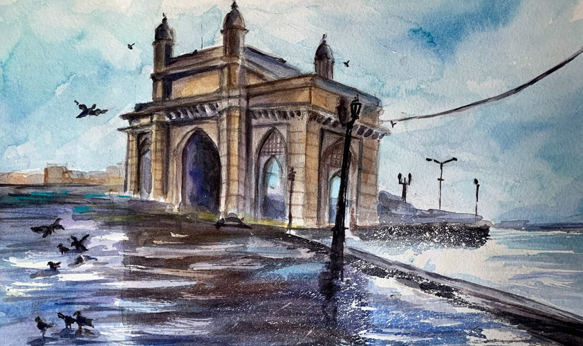 Gateway Of India In A Rainy Day copy.jpg