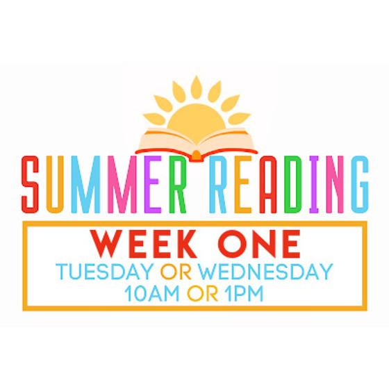 Summer Reading Week 1 (Magic Tails)
