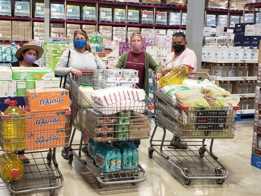 2nd Food Drive of 2020