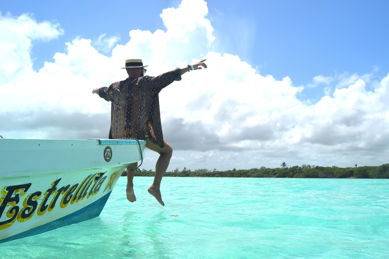 Sian Kaan Boat