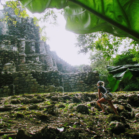 Visiting the Mayan Ruins During Covid-19 Crisis