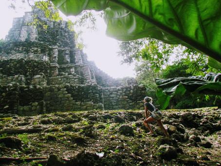 Visiting the Mayan Ruins During Covid-19 Crisis