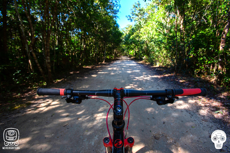 Cenote Bike Tour