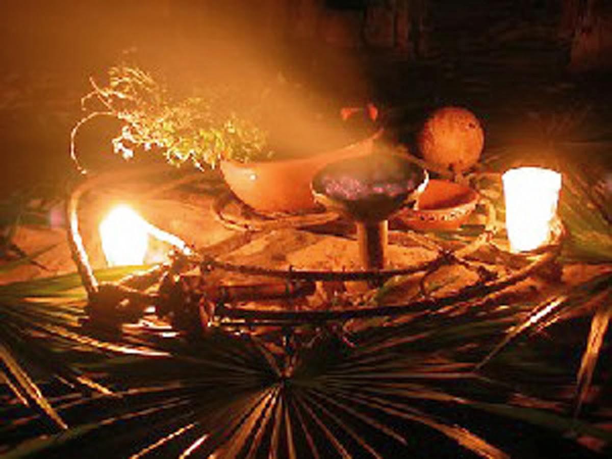Temazcal Ceremony