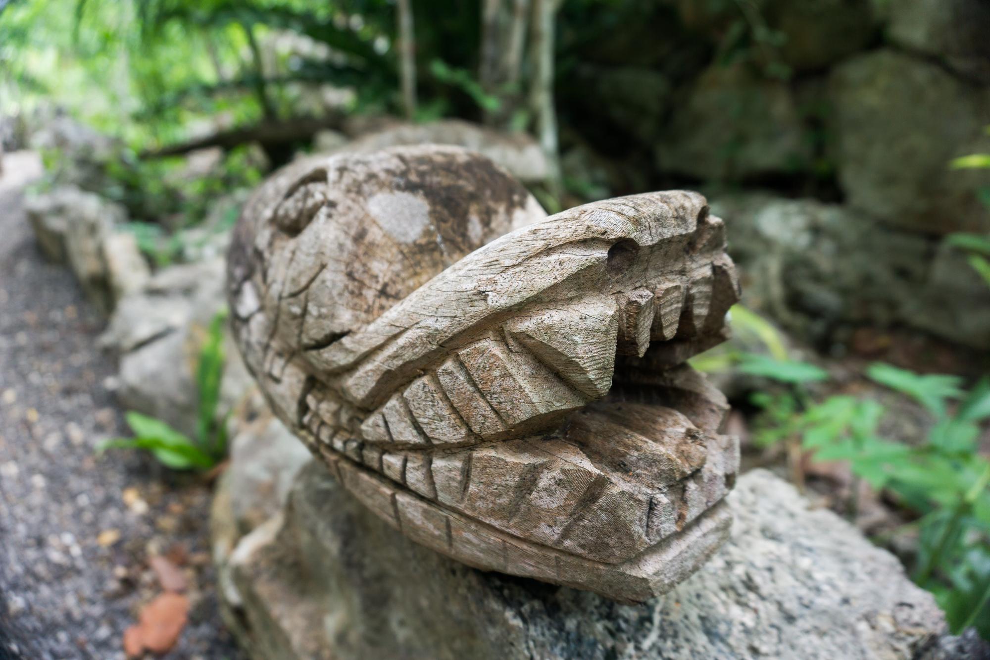 Carved Art