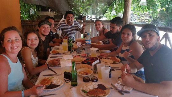 Authentic Mayan Food