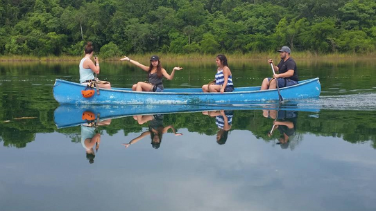 Lagoon Canoe