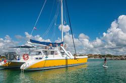 65' Custom-Built Catamaran