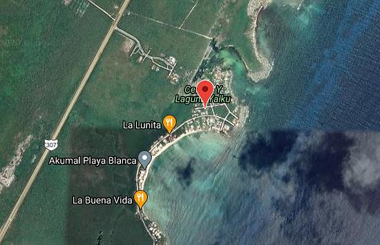 Casa Galeria Map.png