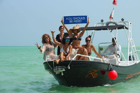 Holbox Snorkel Tour