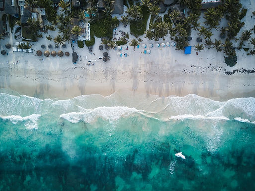 Playa del Carmen to Tulum Hotel Zone