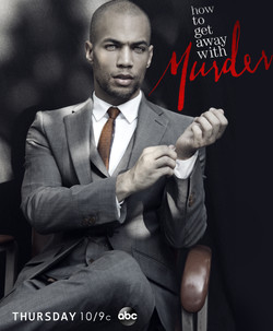 Kendrick Sampson How to get away with murder