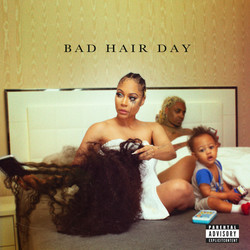 lyrica Anderson Bad Hair Day Cover