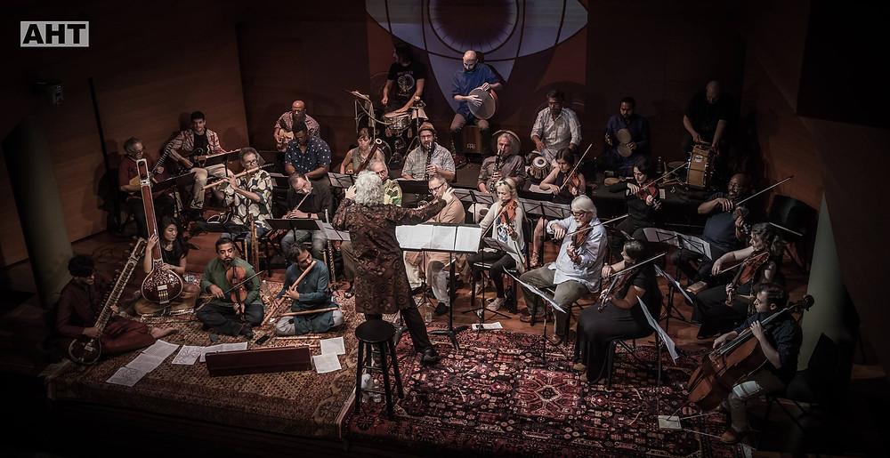 Adam Rudolph's Go: Organic Orchestra and Brooklyn Raga Massive