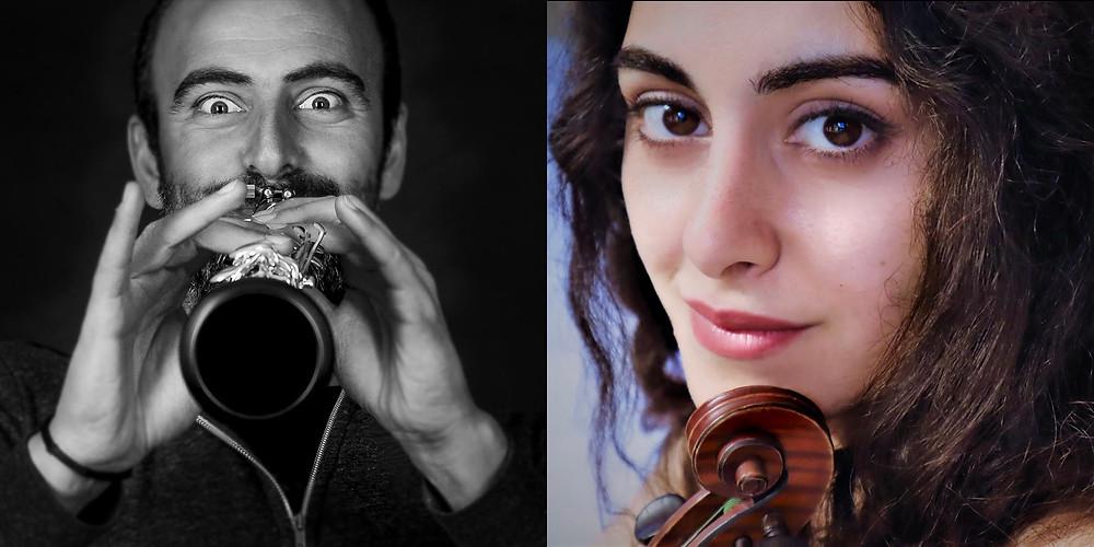 Kinan Azmeh & Layake Chaker