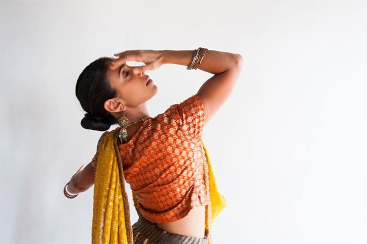 Parul Shah, contemporary Kathak dancee