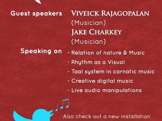 Speaking at Music Tech Sundays May 10
