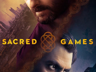 Sacred Games Season 2 on Netflix