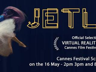 VR film Jet Lag in Cannes