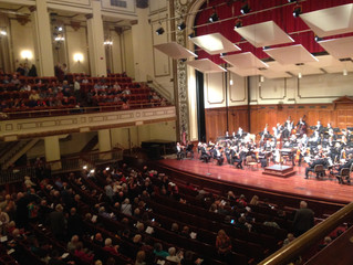 Tchaikovsky with the Springfield Symphony Orchestra