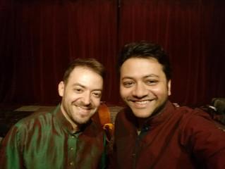 Brooklyn Raga Massive Presents Hindustani Solo Cello at Jalopy Theatre and School of Music